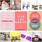 10 cadeaux de mariage originaux