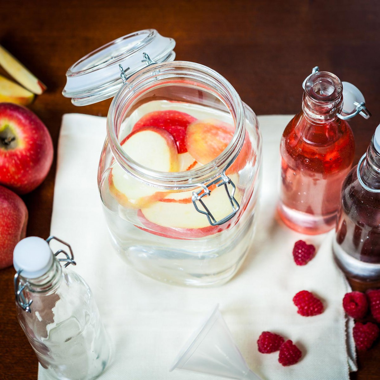 kit d'infusion vodka