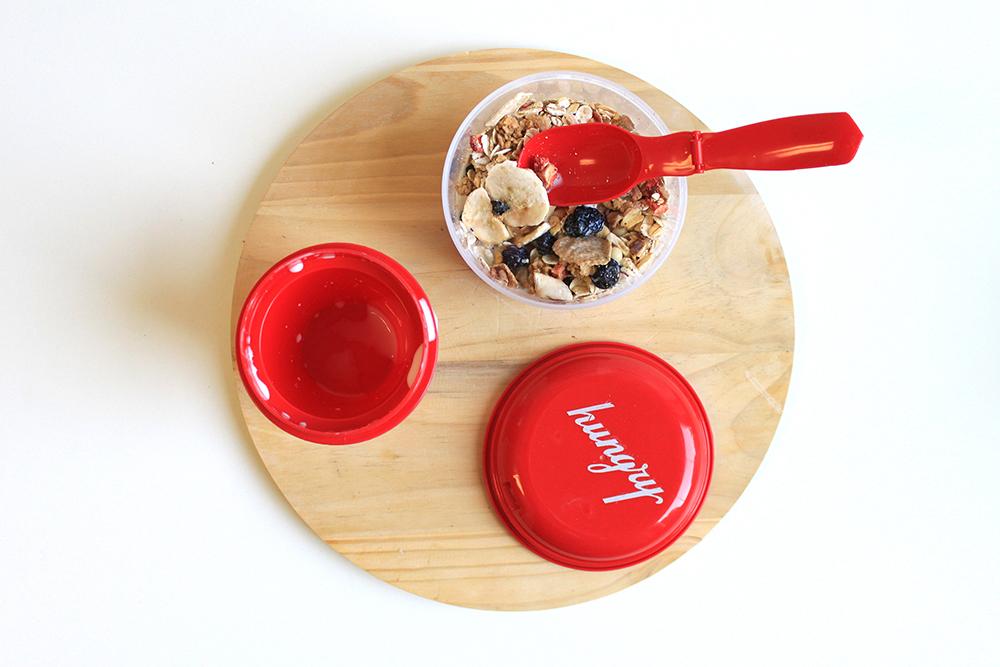 lunchbox petit déjeuner