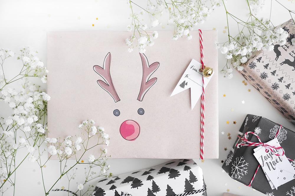 Printables Papiers Cadeaux