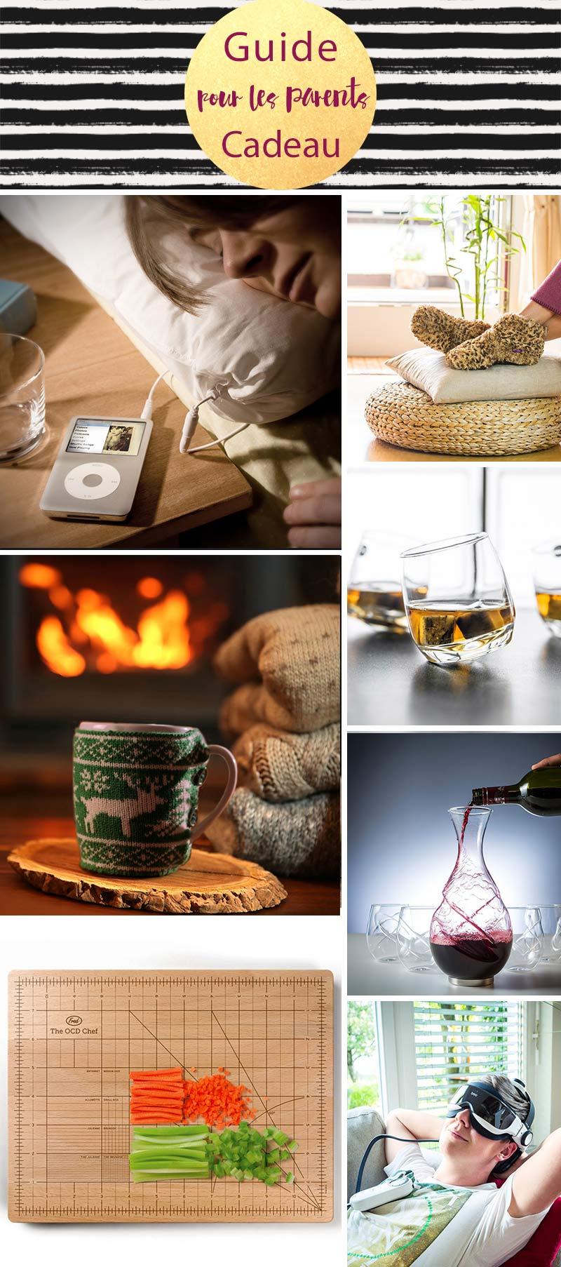 guide de cadeaux pour les parents cadeaux originaux. Black Bedroom Furniture Sets. Home Design Ideas