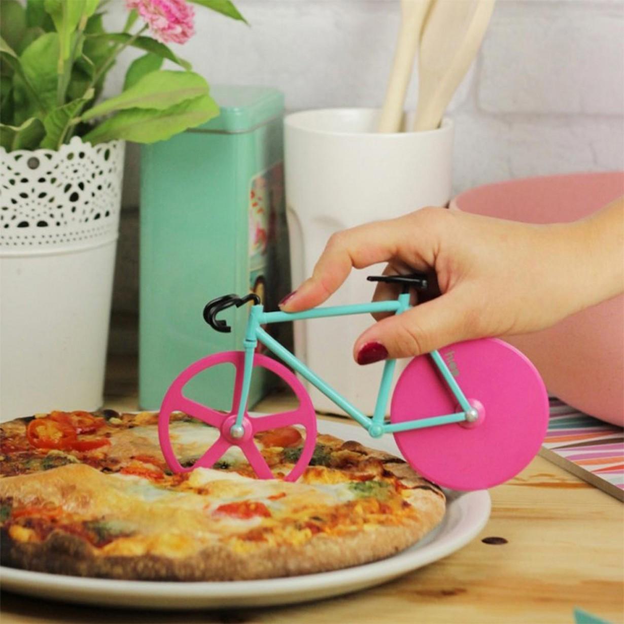 Vélo découpeur de Pizza - 17,95€