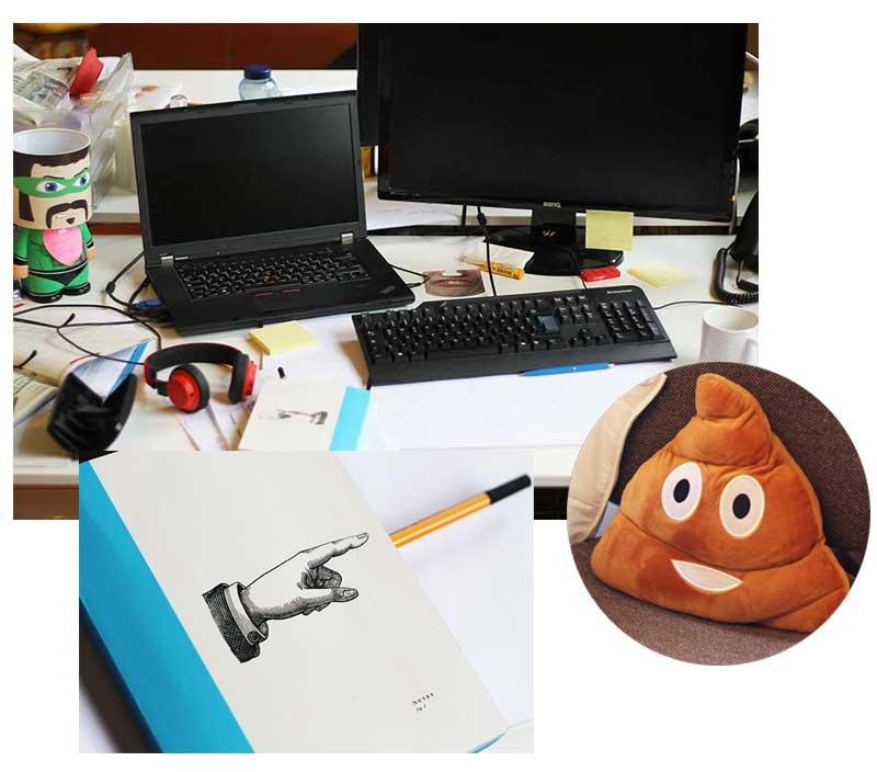 Corinna-Desk-collage-SFTW
