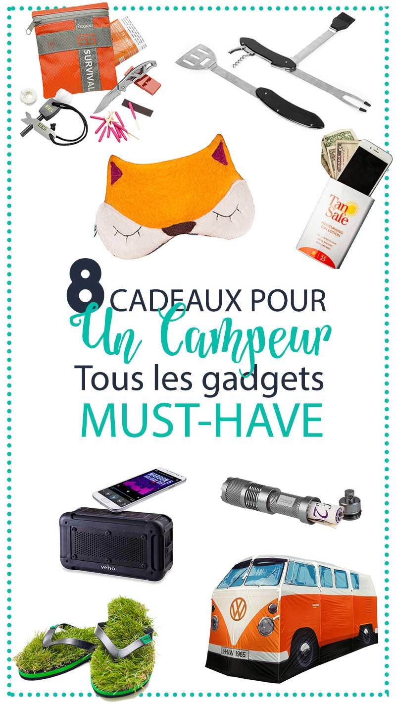 Comment Trouver Un Cadeau Original Pour Un Fan De Camping