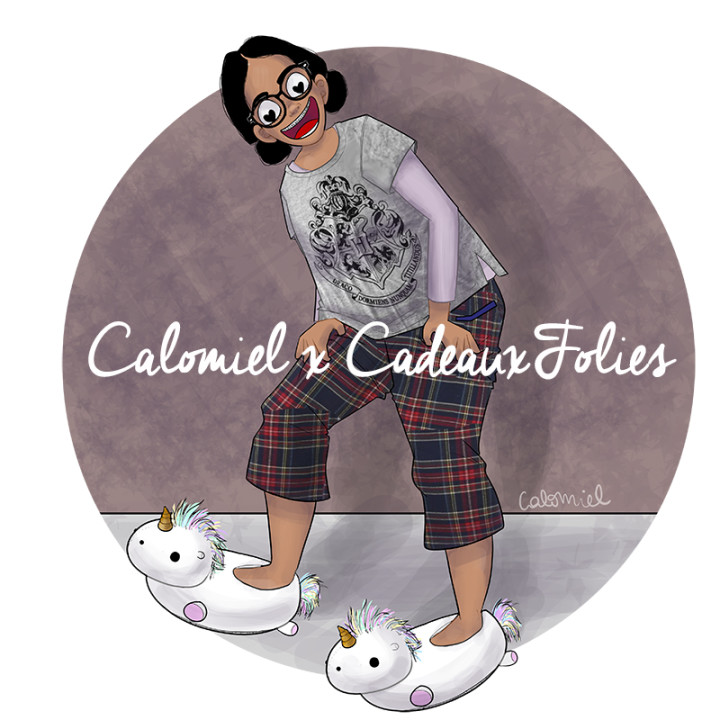 Calomiel CadeauxFolies