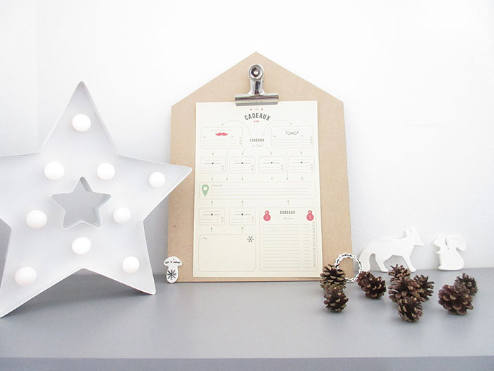 Printable Noël