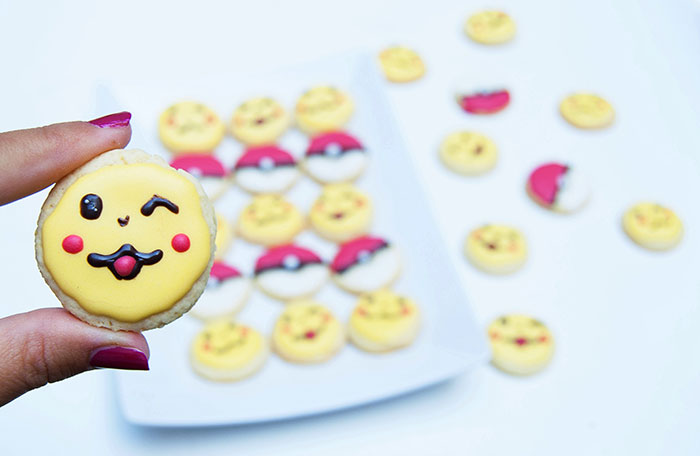 Cookies Pokemon