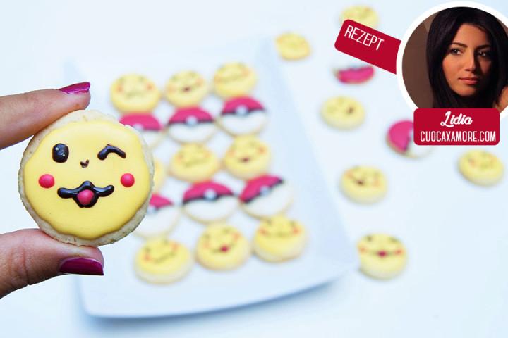 Cookies Pokemon