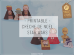 Crèche Star wars