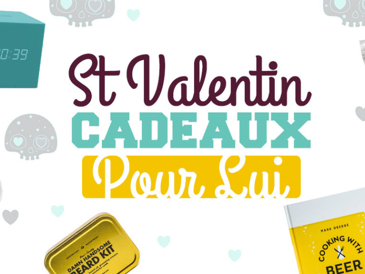 cadeau saint Valentin Homme