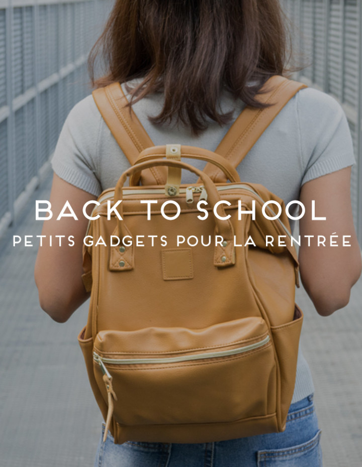 fournitures scolaires, gadgets