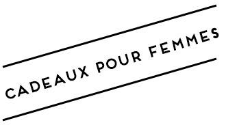 CADEAUX DE NOEL POUR FEMMES