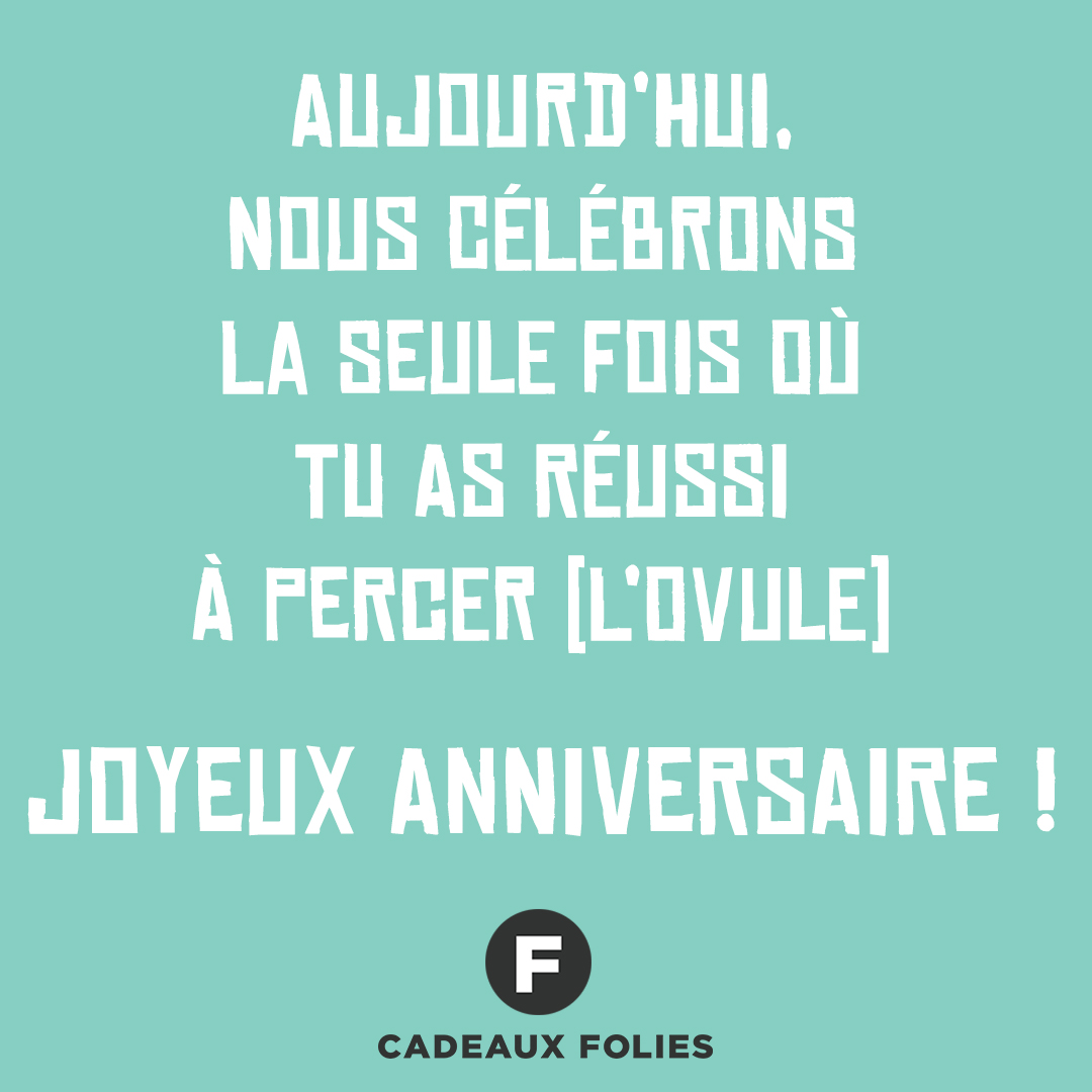 citations anniversaire