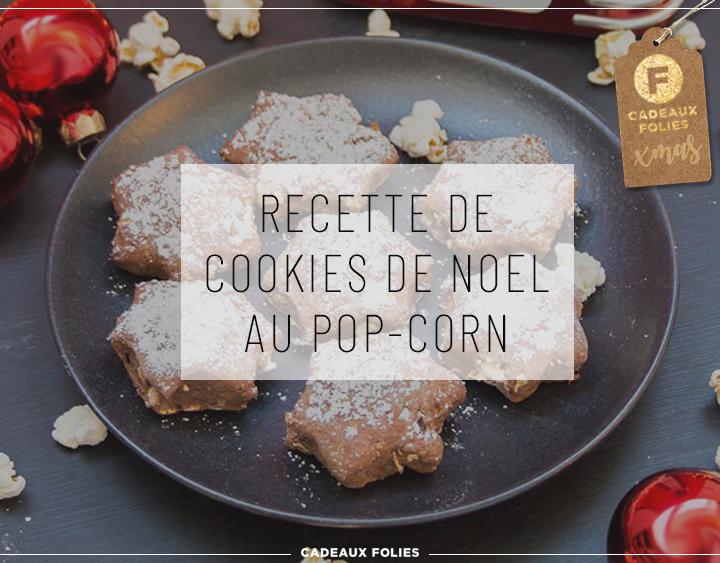 Cookies de Noël