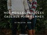 cadeaux femmes ST Valentin