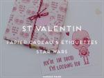 Papier cadeau Star Wars