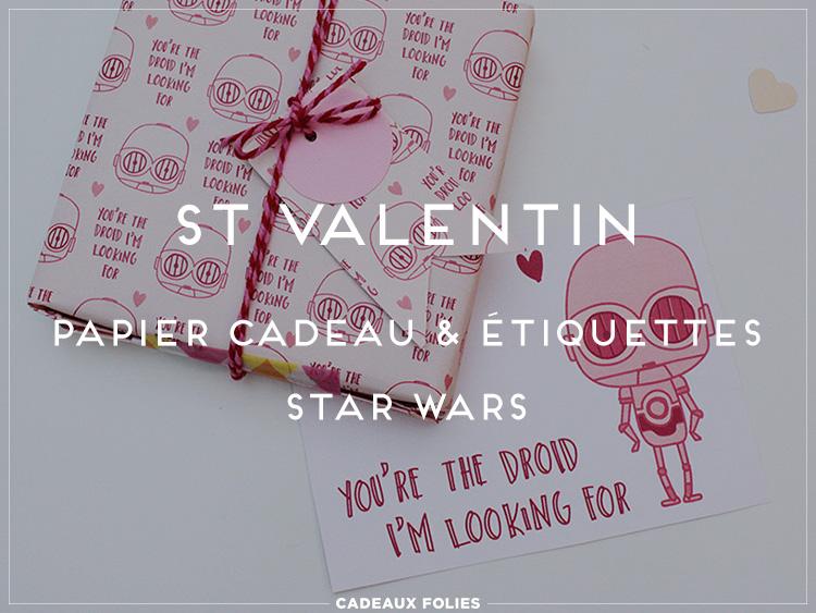 printable diy stars wars pour la saint valentin. Black Bedroom Furniture Sets. Home Design Ideas