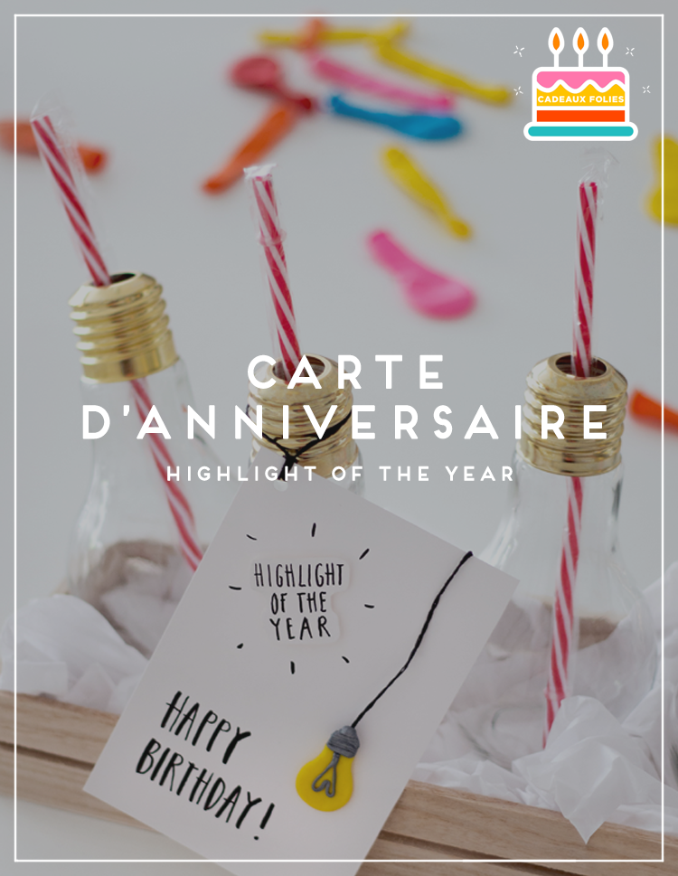 carte d anniversaire faire soi m me diy reproduire. Black Bedroom Furniture Sets. Home Design Ideas