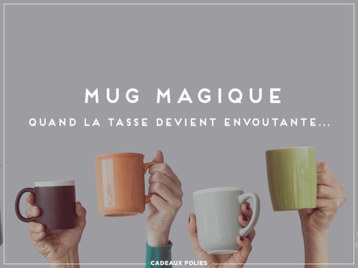 Mug Magique : La magie de la tasse thermosensible