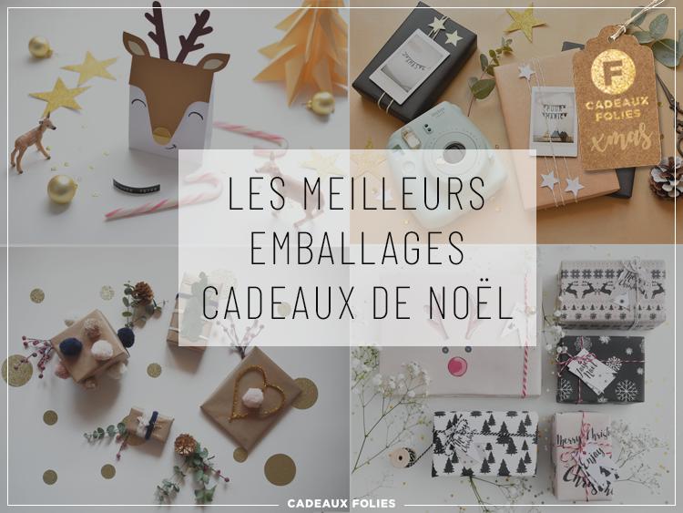 Emballage cadeau Noël : des idées créatives pour vos paquets de Noël