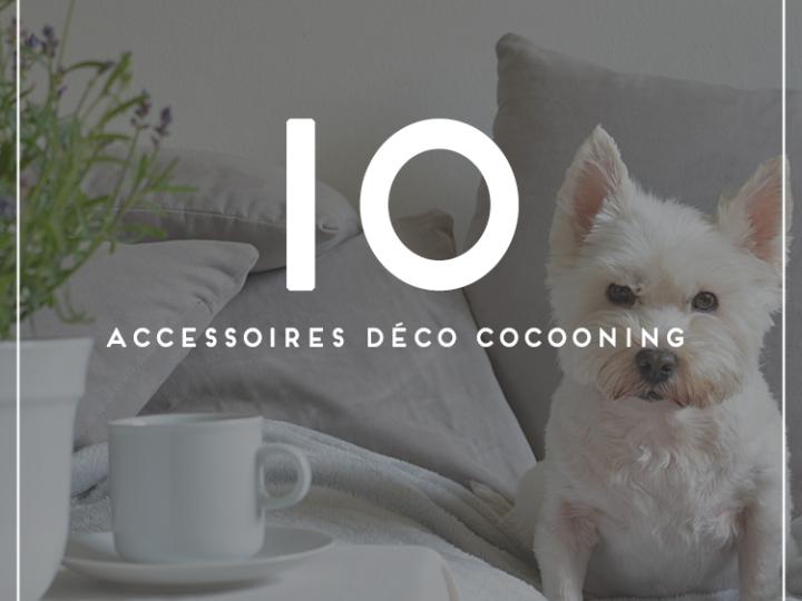 Déco Cocooning : 10 accessoires pour se sentir bien à la maison