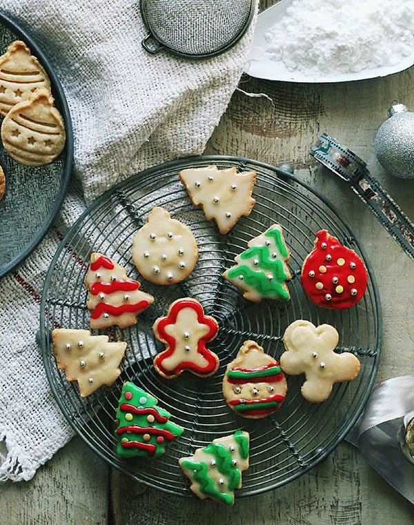 Les meilleures recettes de biscuits de Noël