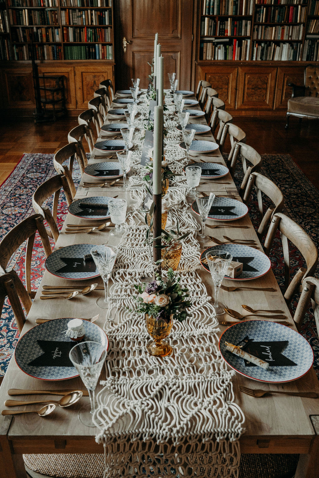 déco table de mariage