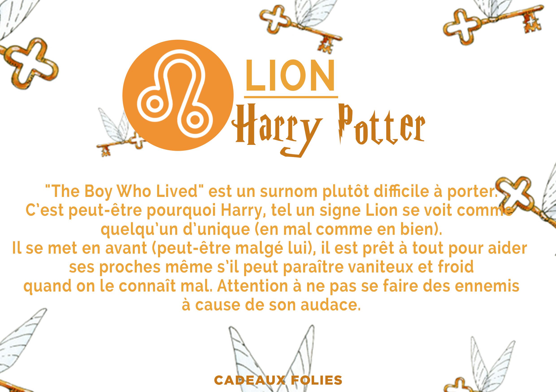 Quizz à Imprimer Signes Astro Harry Potter