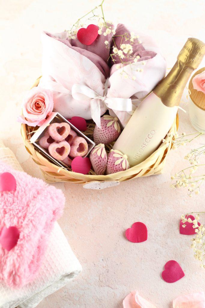 Cadeau de Saint-Valentin DIY