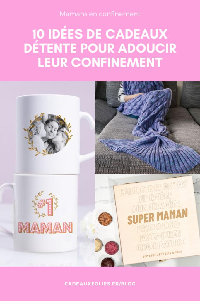mamans en confinement - Pinterest Pin BLOG