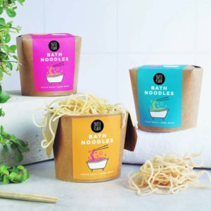 cadeau écologique nouilles de bain asiatiques 1