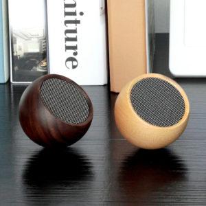 cadeau écologique enceinte Bluetooth gingko 1