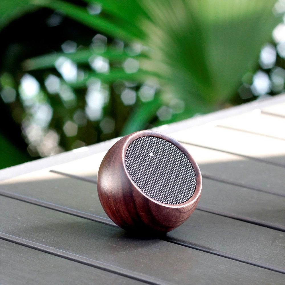 cadeau écologique enceinte Bluetooth gingko 2