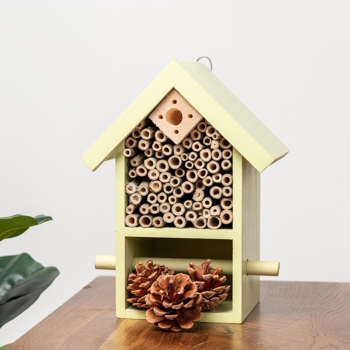 Petit hôtel à insectes