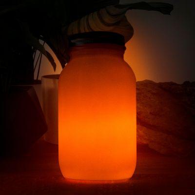 Lanterne solaire «Fire Catcher»