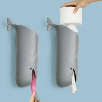 Porte-papier toilette Moby La Baleine
