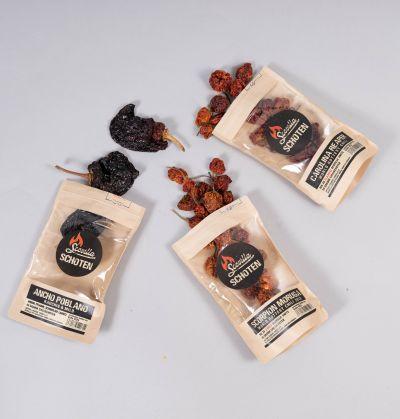 Piments forts Scovilla Premium