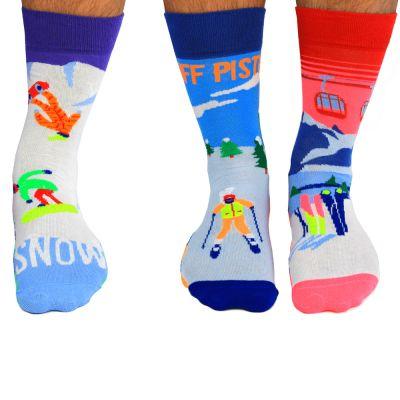Chaussettes de skieur