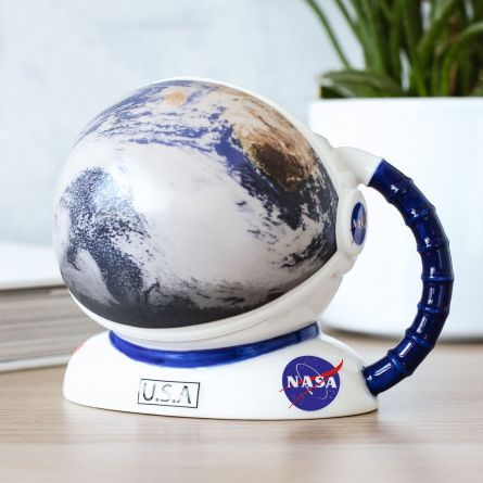 Tasse thermosensible NASA