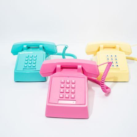 Téléphones Rétro des Années 80