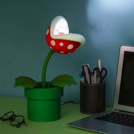 Lampe Plante Piranha Super Mario