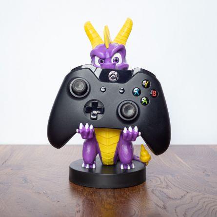 Porte-smartphone Spyro avec câble de chargement
