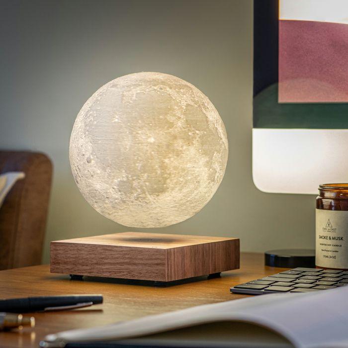 Lampe Lune flottante