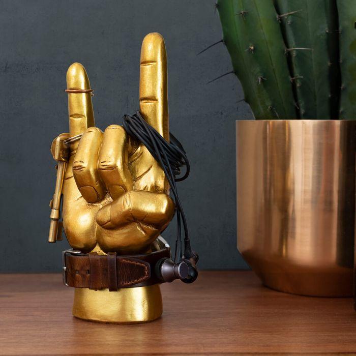 Support Main Rock On pour Accessoires