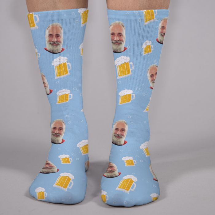 Chaussettes multivisage pour homme