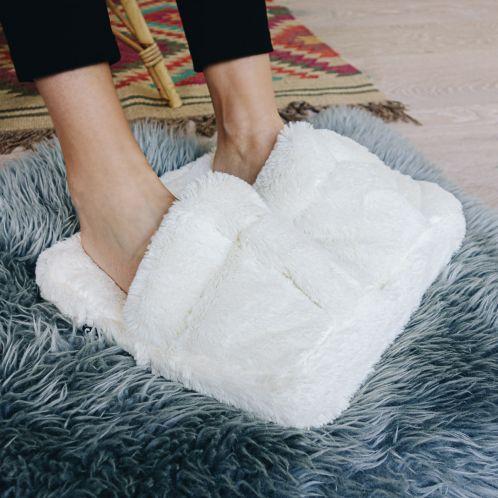 Appareil de Massage pour les Pieds en Peluche