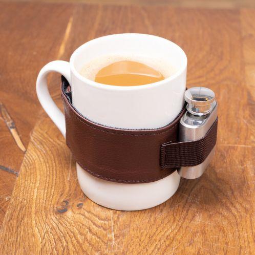 Tasse à café avec shot