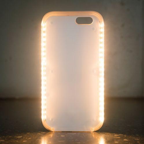 Coque lumineuse Powerbank iPhone 6/6S/7
