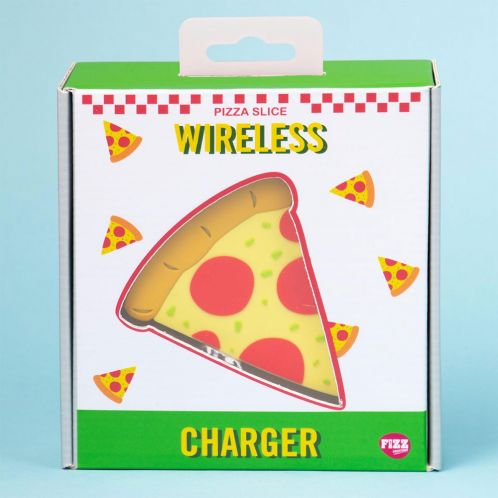 Chargeur sans fil Pizza