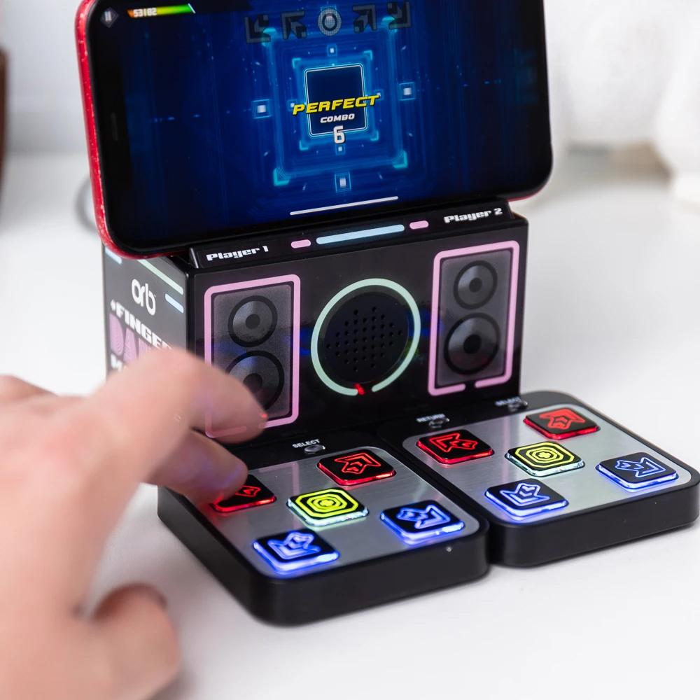 Machine à danser pour les doigts